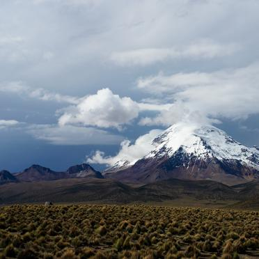 Sajama after the storm 2