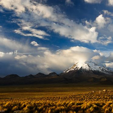 Sajama after the storm