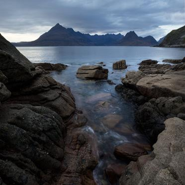 Elgol And Black Cullins